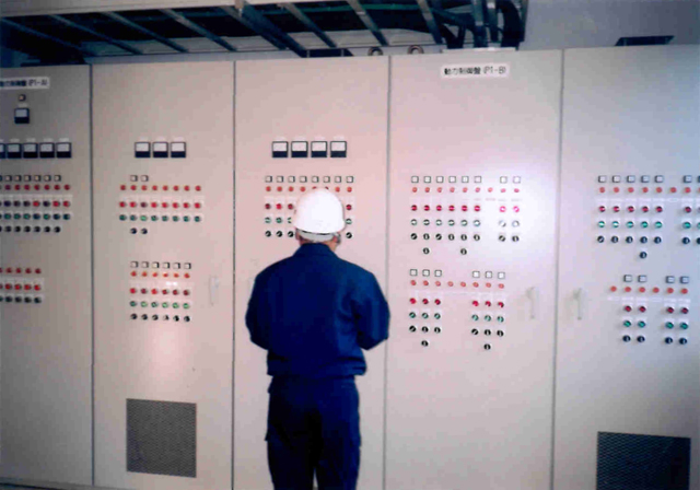 工場排水処理施設